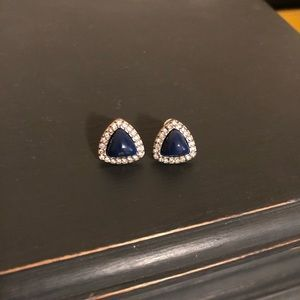 Anthropologie stud earrings